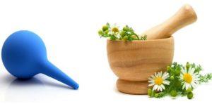 С чем делать клизму при запоре взрослым