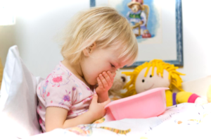 Симптомы понос температура и тошнота у ребенка
